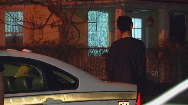 WEB EXTRA: Video From Scene Of Stabbing/Stolen Copper Wire Recovered