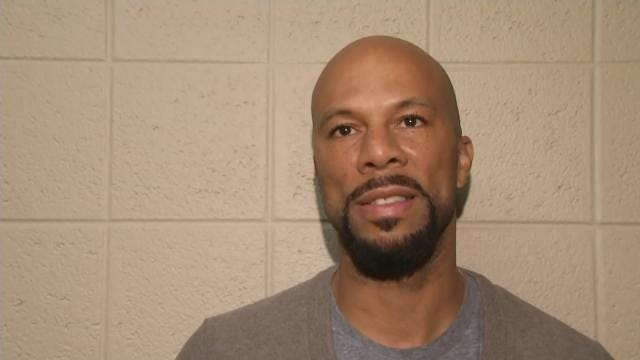WEB EXTRA: Interview With Artist Common