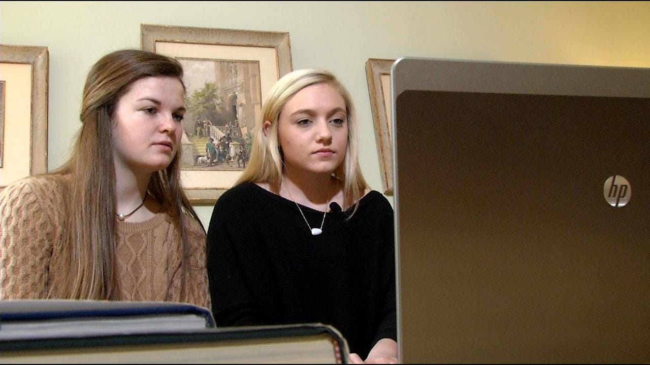 Bishop Kelley High School Turns Snow Days Into 'Cyber Days'
