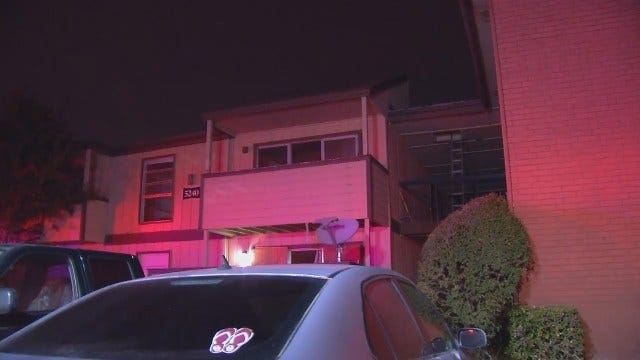 WEB EXTRA: Video From Scene Of Lewiston Apartment Complex Fire