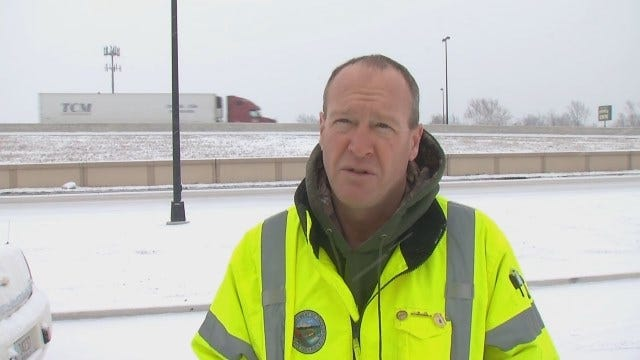 WEB EXTRA: Martin Stewart Of ODOT On Road Conditions