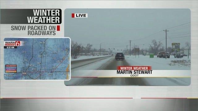 WEB EXTRA: ODOT's Martin Stewart On Oklahoma Highways