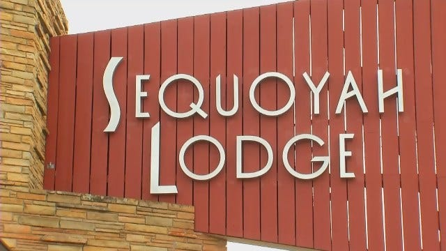 WEB EXTRA: Video Of The Renovated Sequoyah Lodge Near Hulbert