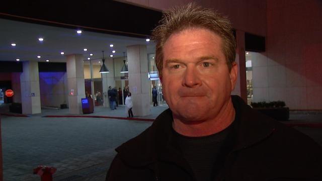 WEB EXTRA: Tulsa Fire Captain Stan May Talks About Hyatt Regency Fire