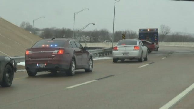 WEB EXTRA: Video Of Crash On Highway 169 At 91st Street South