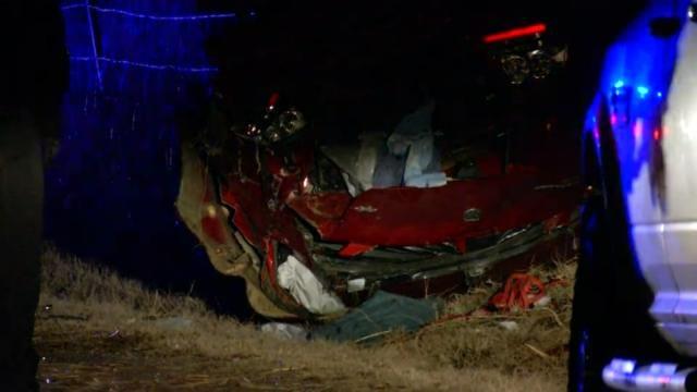 WEB EXTRA: Video From Scene Of Fatal Washington County Crash