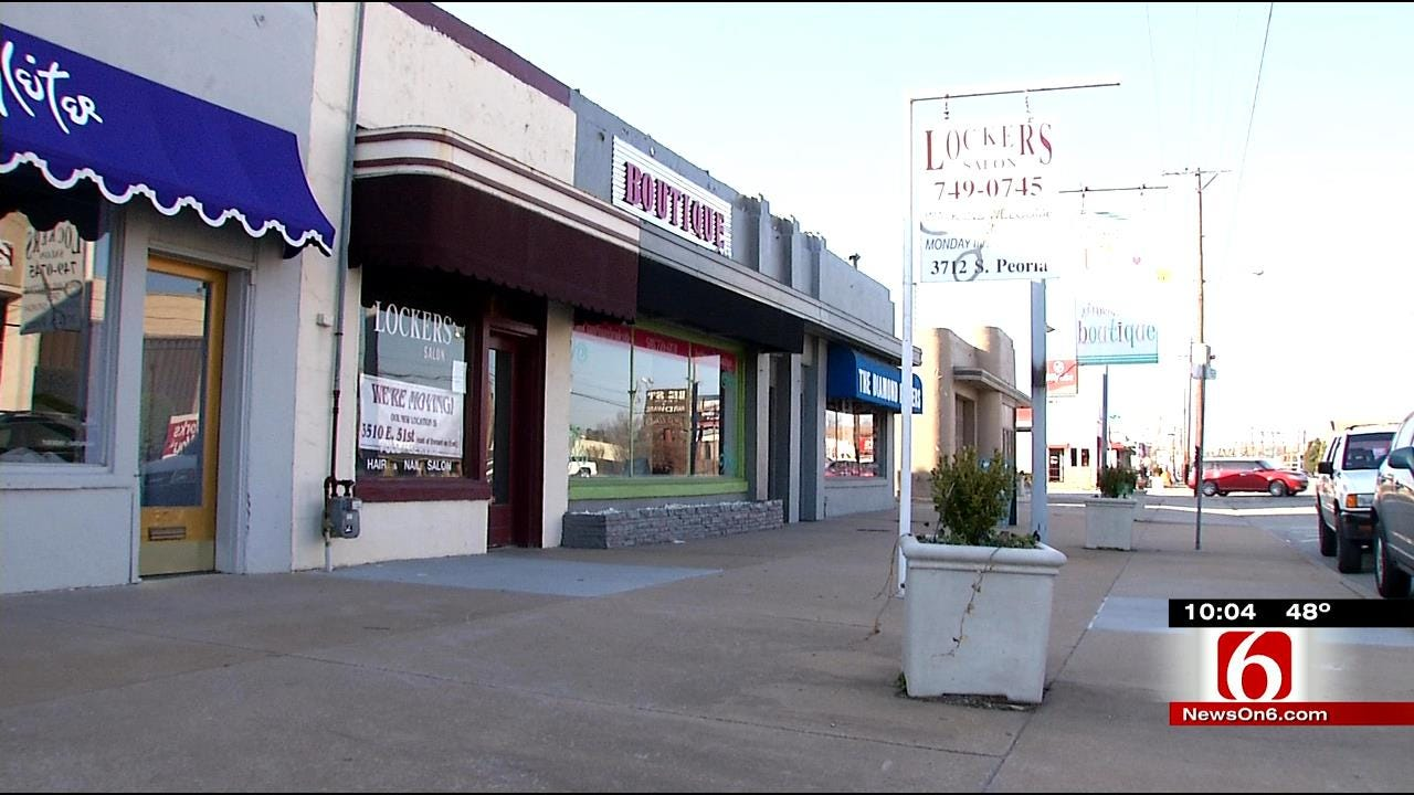 Brookside Businesses Moving Out For New Development