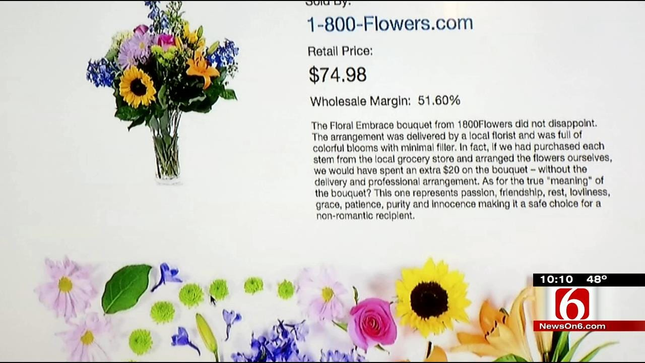 Tulsa-Based Company Puts Valentine's Day Bouquets To The Test