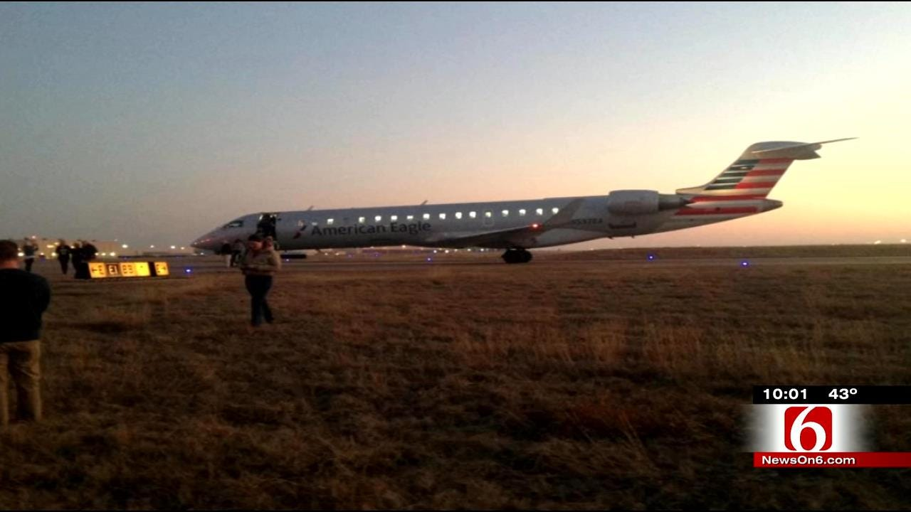 Pilot Makes Emergency Landing In Tulsa, Reports Fumes In Cockpit