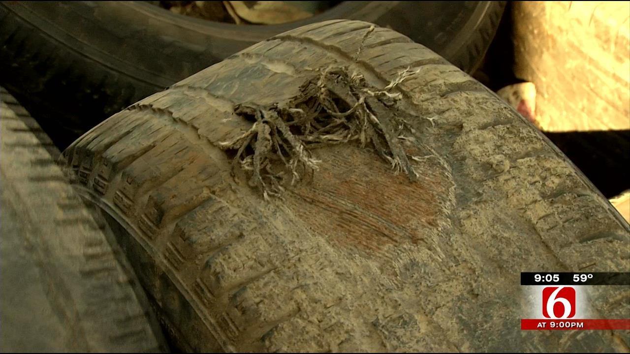 Oklahoma Legislators Debate Restrictions On Used Tire Sales
