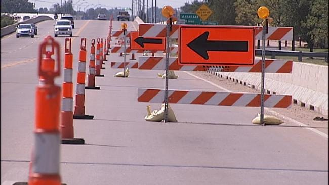Tulsa, Rogers County Road Projects Starting Monday