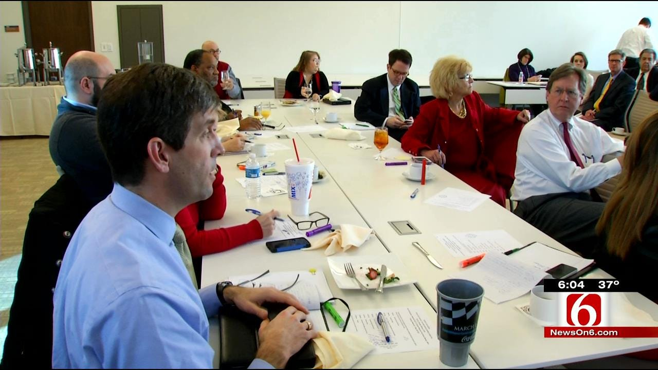 Tulsa Mayor, Councilors Agree On Goals For 2015