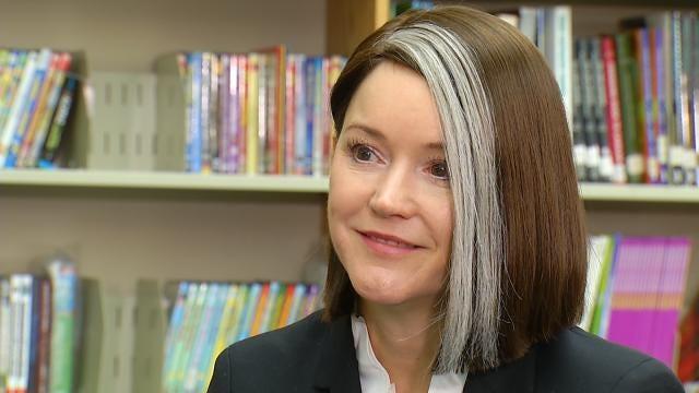 WEB EXTRA: Interview With Tulsa Public Schools' New Superintendent Dr. Deborah Gist