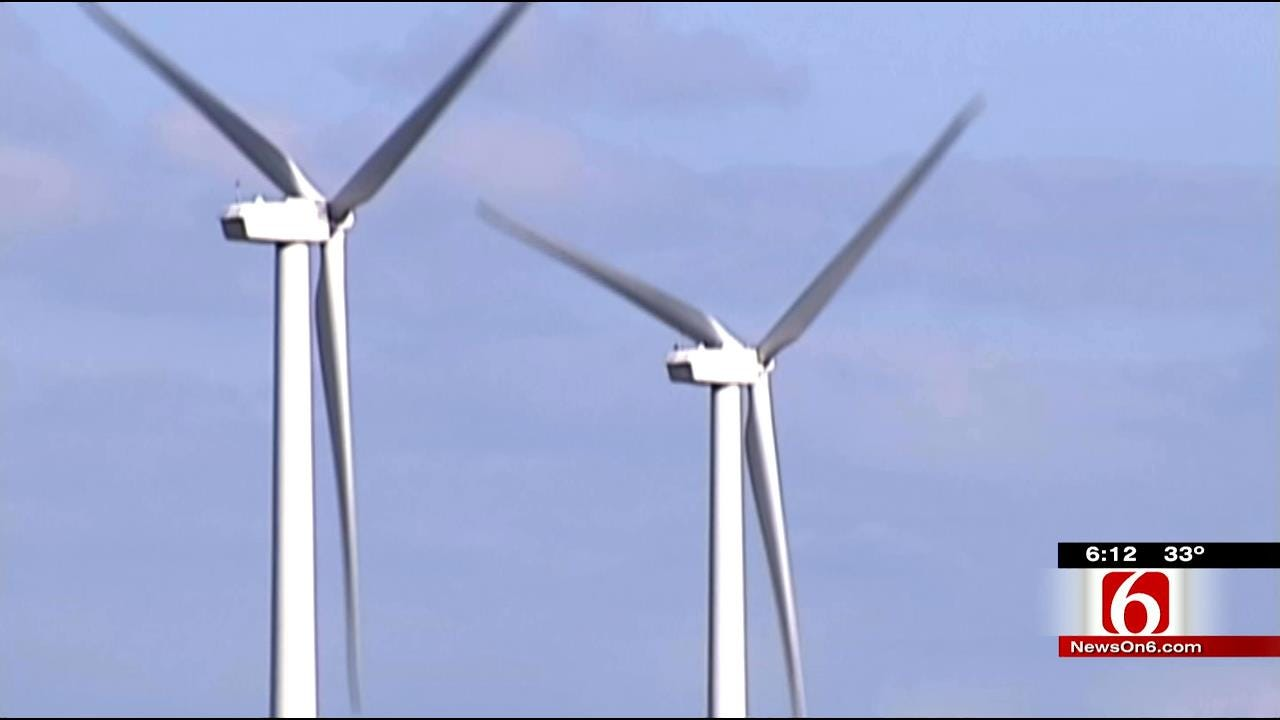 New Transmission Lines To Carry Oklahoma Wind Energy To Tennessee