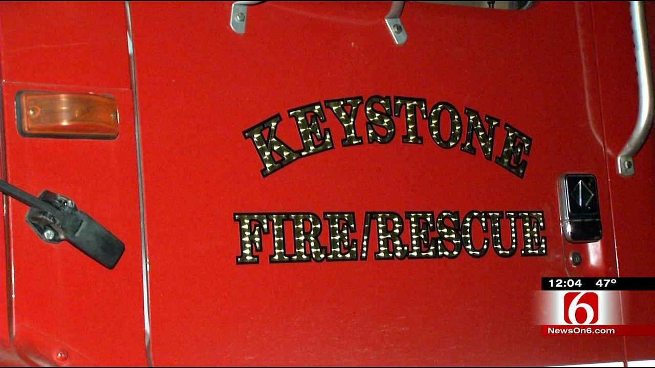 Firefighters, Landowner Believes Arsonist Is At Work In Rural Creek County