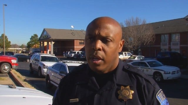 WEB EXTRA: Tulsa Police Officer Leland Ashley Talks About Shooting Death
