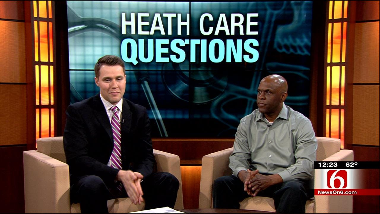 WEB EXTRA: Myron Anderson At Morton Comprehensive Health Center Talks About Affordable Care Act