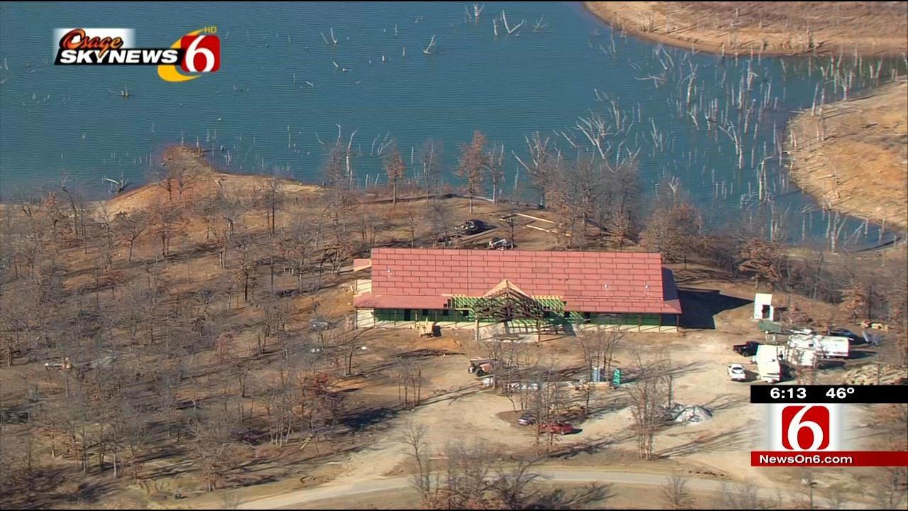 Development, Growth Continues Along Skiatook Lake