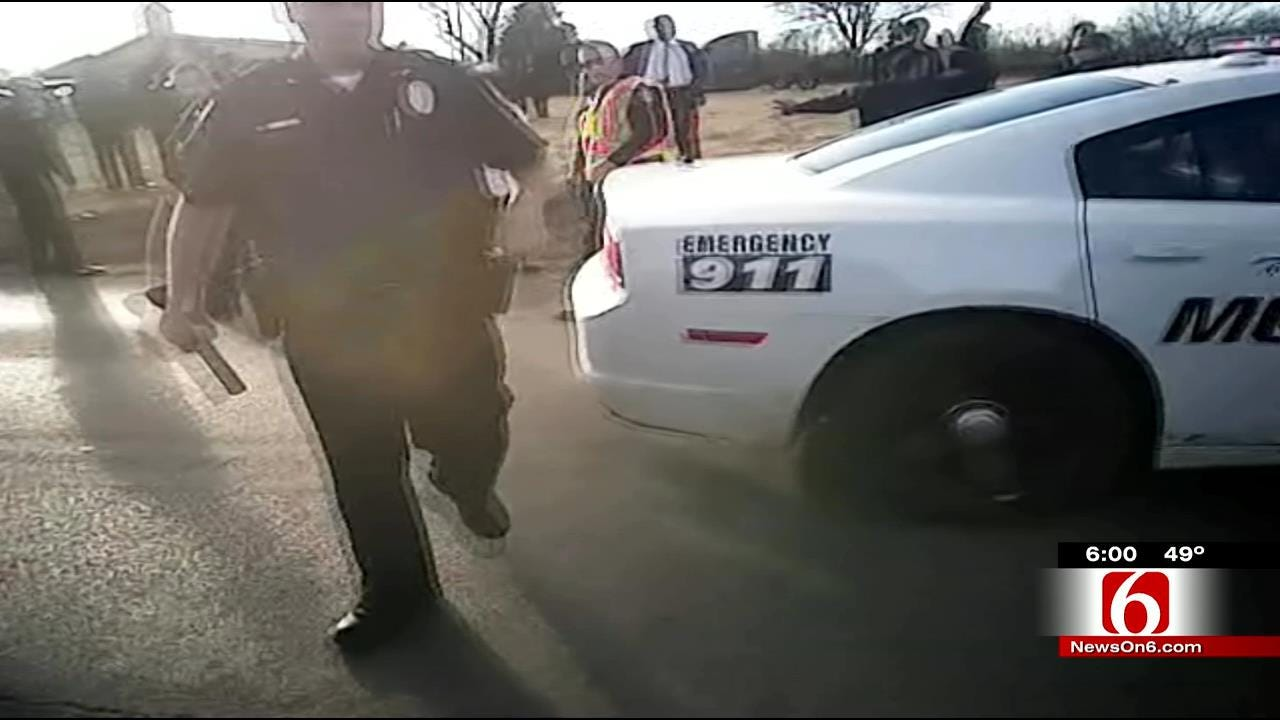 Muskogee Police: Non-Lethal Response Not An Option In Shooting