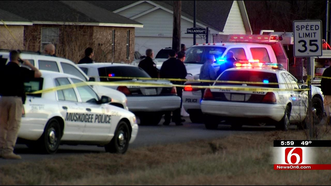 Muskogee Police To Release Video Of Fatal Officer-Involved Shooting