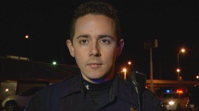 WEB EXTRA: Tulsa Police Respond To Shooting At Cloud 9