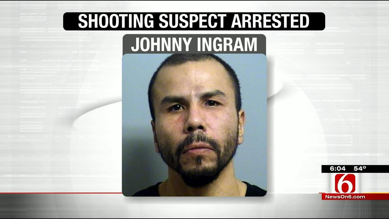 Police Arrest Man Connected To North Cheyenne Shooting