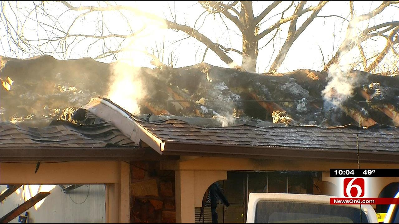 Investigation Continues Into Fatal Bixby House Fire
