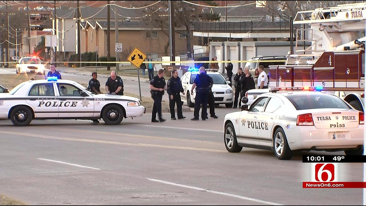 Off-Duty OKC Officer Involved In Fatal Tulsa Shooting