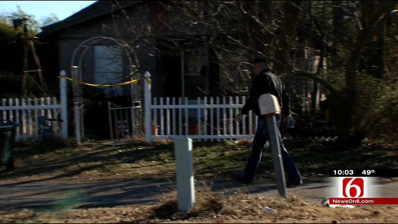OSBI Investigating Possible Homicide In Drumright