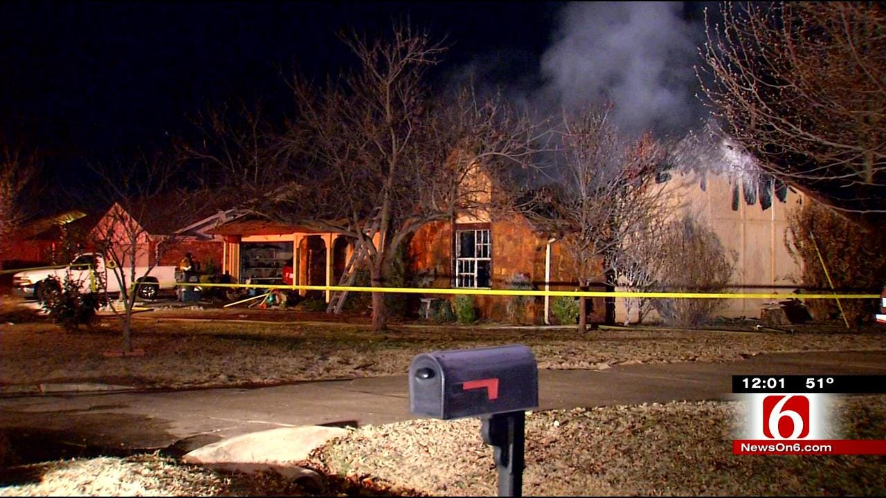 One Person Dead In Bixby House Fire