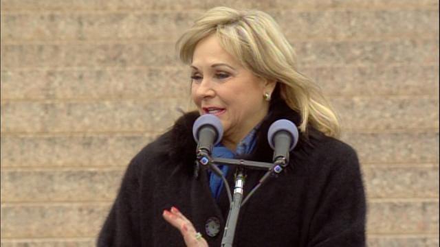 WEB EXTRA: Governor Mary Fallin's Inaugural Address
