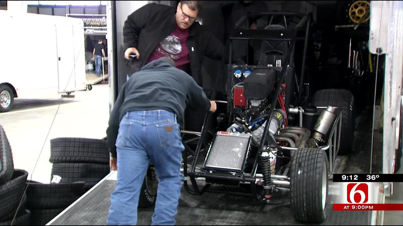 Tulsa's Chili Bowl Competitiors Gear Up For Title Run