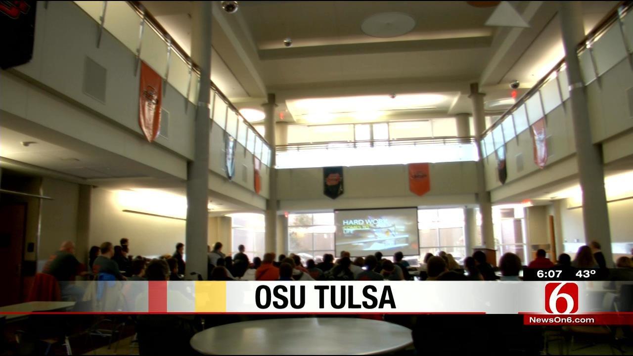 Global Robotics Competition Begins In Tulsa