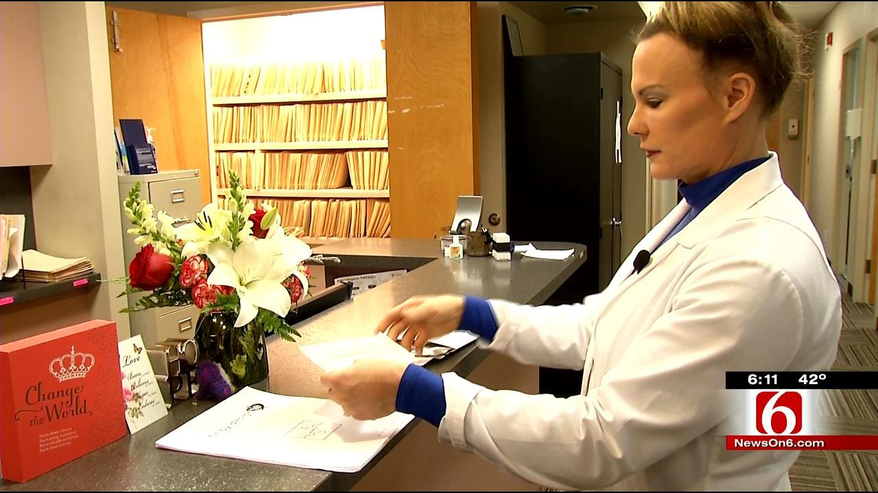 Tulsa Doctor: DNA Could Hold Key To Best Work Out, Diet Plan