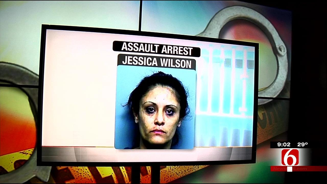 TPD: Woman Tried To Run Over Man With Vehicle, Then Urinated In Patrol Car