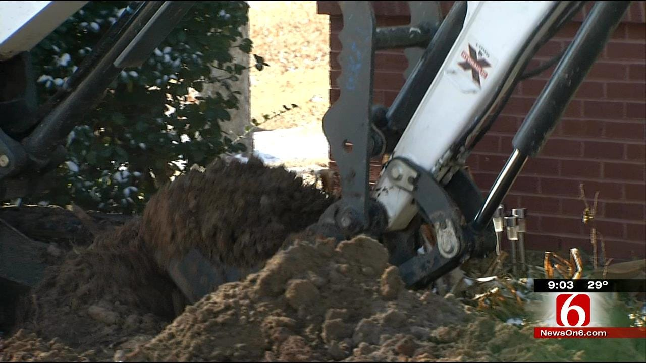 Families Displaced By Tulsa Gas Leak