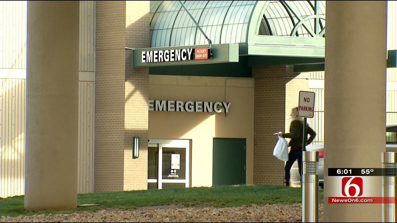 Patient's Van Stolen Outside Tulsa Emergency Room