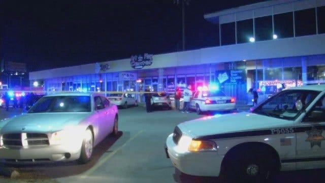WEB EXTRA: Man Shot Outside Midtown Tulsa Nightclub