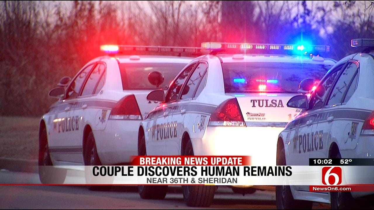 Couple On Walk Find Woman's Body In Tulsa