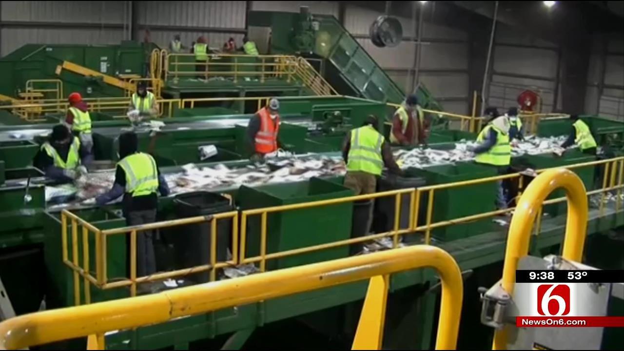 Recycling's Naughty Or Nice List