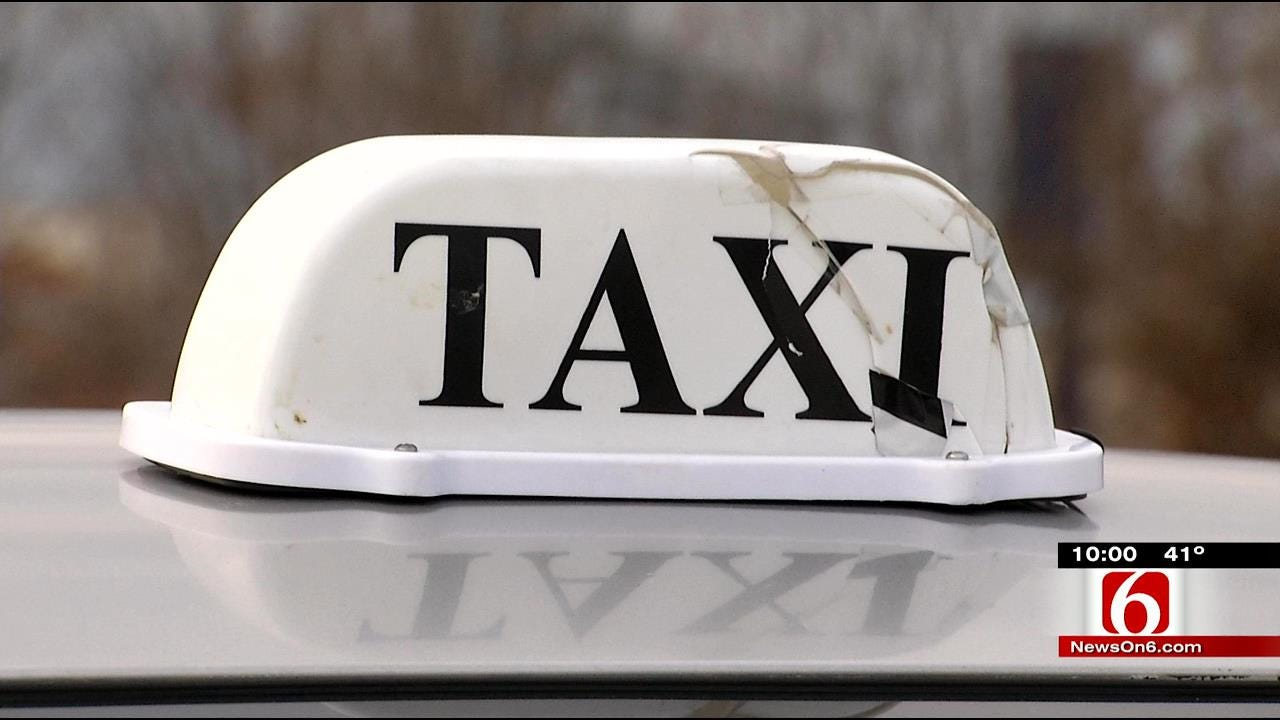 Falling Gas Prices Putting Breaks On Tulsa Cab Drivers
