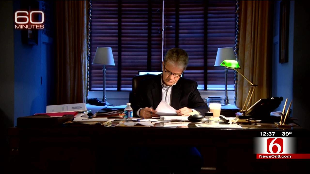 '60 Minutes' To Feature Oklahoma Senator Tom Coburn Interview