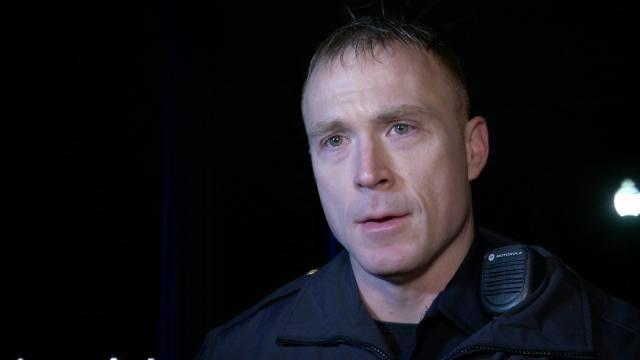 WEB EXTRA: Tulsa Police Officer Travis Creech Talks About The Crash