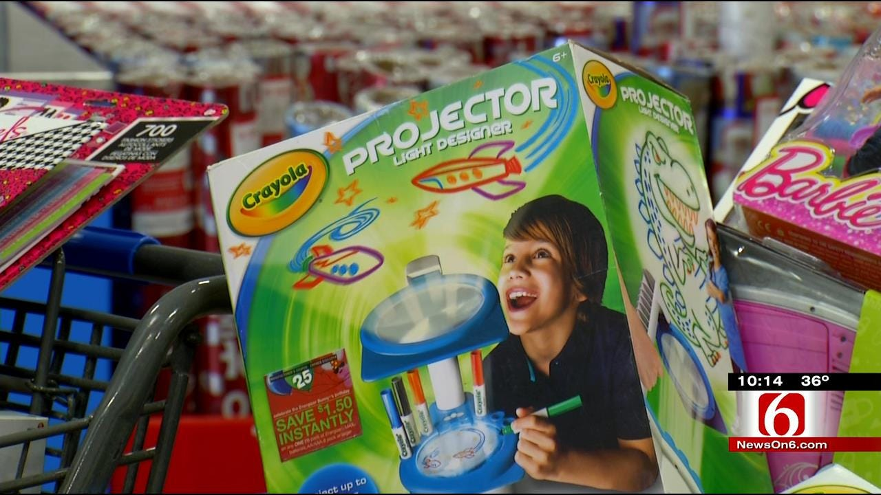 Anonymous Donor Gives Christmas Surprise To Tulsa Walmart Shoppers