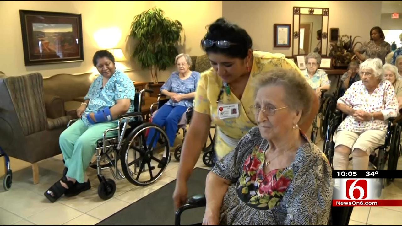 Minimum Wage Hike Could Force Oklahoma Veterans Out Of Nursing Homes