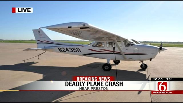 OHP: One Dead After Plane Crashes In Okmulgee County
