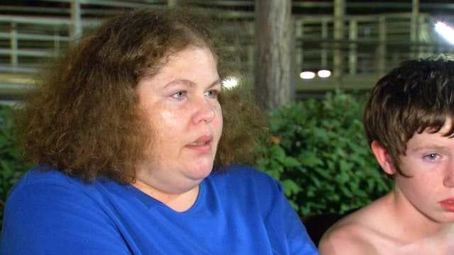 WEB EXTRA: Jeremy Lake's Mother Sherri Hamilton Talks About The Shooting