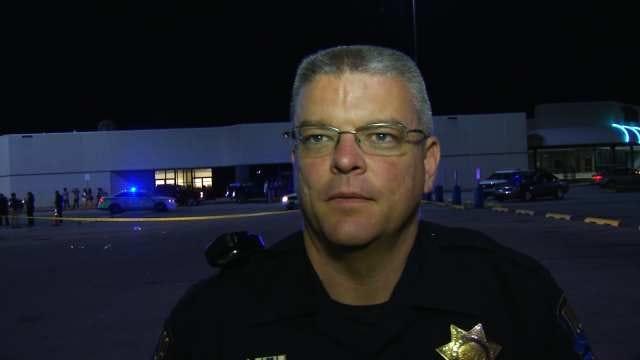 WEB EXTRA: Tulsa Police On Stabbing Death