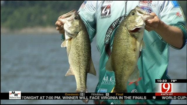 Oklahoma Fishermen Looking To Catch The Big One