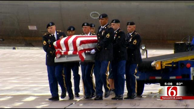 Military Funeral Set For SE Kansas Soldier Killed In 1952 Crash